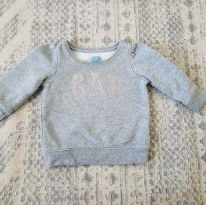 Baby Gap baby girl 6-12 month sweatshirt